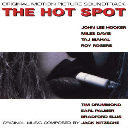 The Hot Spot - Original Motion Picture Soundtrack on 180g 45RPM 2LP - direct audio