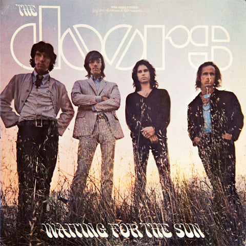 The Doors - Waiting For The Sun on 200g 45RPM 2LP
