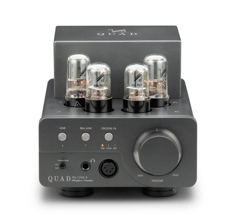 QUAD - PA-One + Tube Headphone Amplifier - direct audio
