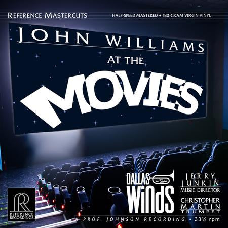 The Dallas Winds - John Williams At The Movies Hybrid Stereo SACD - direct audio