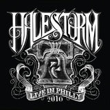 Halestorm - Live In Philly 2010 Colored Vinyl 2LP - direct audio