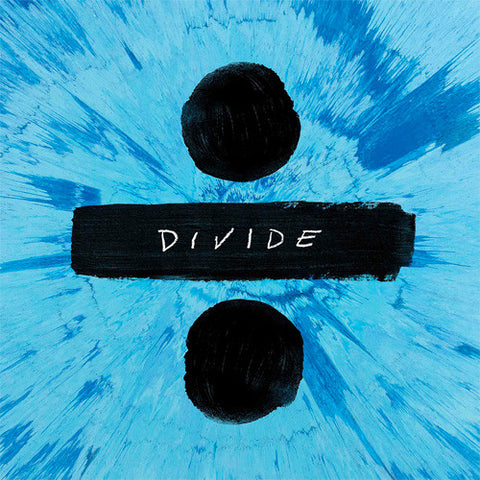 Ed Sheeran - Divide 180g Vinyl 2LP - direct audio