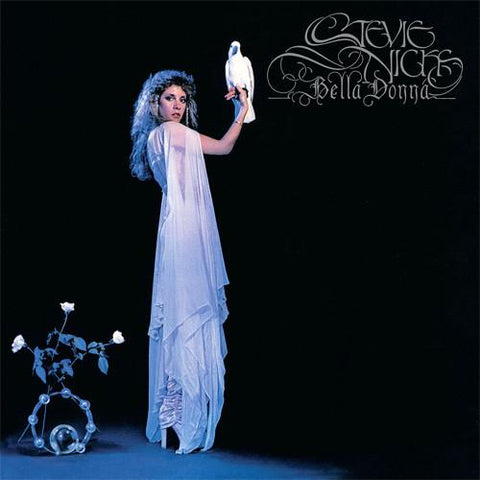 Stevie Nicks - Bella Donna Colored Vinyl LP - direct audio