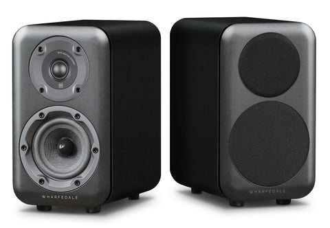 Wharfedale - D320 Bookshelf Speakers Pair - direct audio