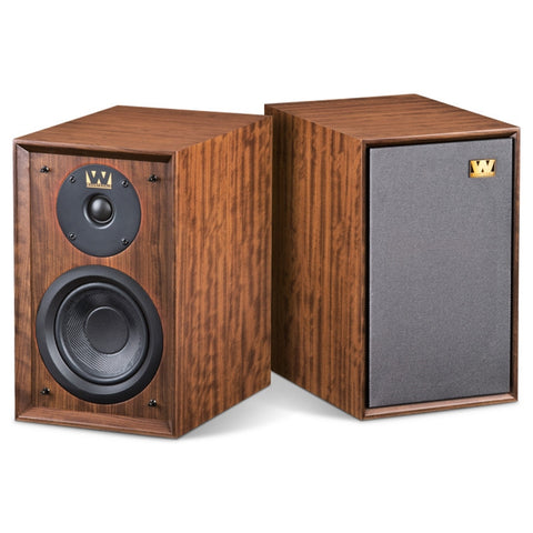 Wharfedale - Denton 80th Anniversary Bookshelf Speakers Pair - direct audio - 1