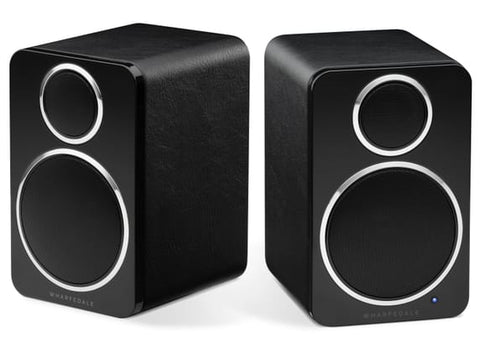 Wharfedale - DS-2 Powered Desktop Speakers Pair - direct audio