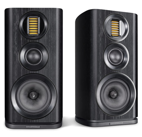 Wharfedale - EVO 4.2 Bookshelf Speakers Pair - direct audio