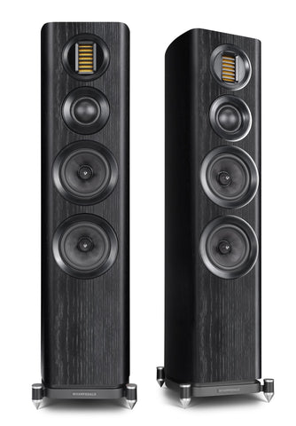 Wharfedale - EVO 4.3 Tower Speakers Pair - direct audio