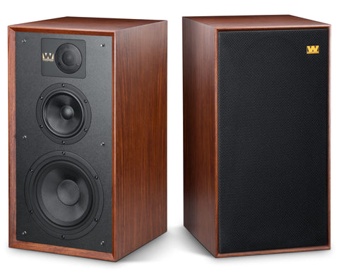 Wharfedale - Linton 85th Anniversary Bookshelf Speakers Pair - direct audio