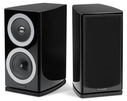 Wharfedale - Reva-1 Bookshelf Speakers Pair - direct audio