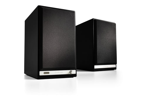 Audioengine HD6 Powered Bookshelf Loudspeaker System Pair - direct audio