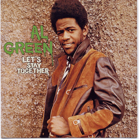 Al Green - Let's Stay Together on 180g LP - direct audio