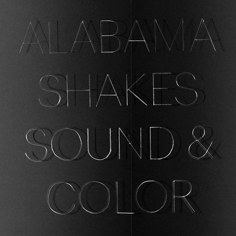 Alabama Shakes - Sound And Color Clear Vinyl 2LP + Download - direct audio