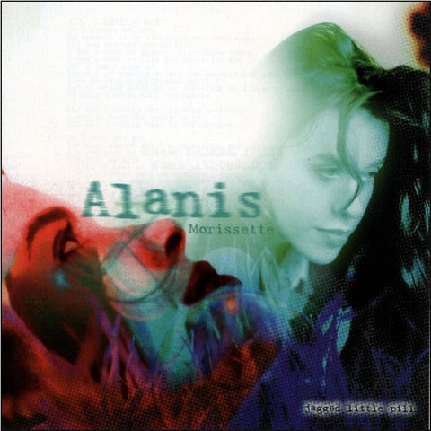 Alanis Morissette - Jagged Little Pill 180g Vinyl LP (Out Of Stock) - direct audio