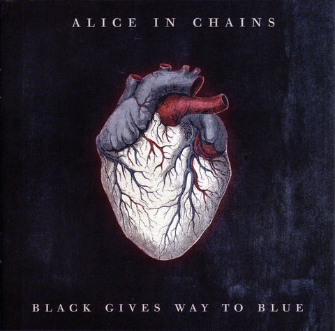 Alice In Chains - Black Gives Way To Blue Vinyl 2LP (Out Of Stock) Pre-order - direct audio