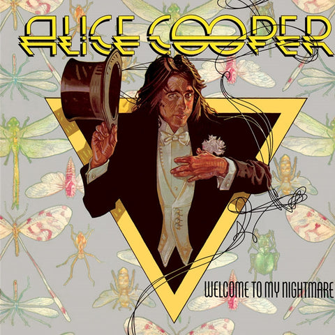 Alice Cooper - Welcome To My Nightmare Limited Edition 180g Vinyl LP - direct audio