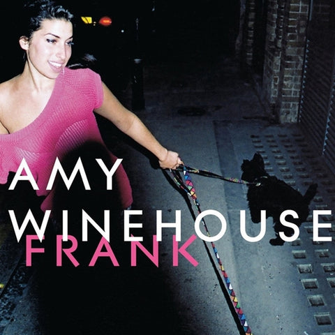 Amy Winehouse - Frank on 2LP - direct audio