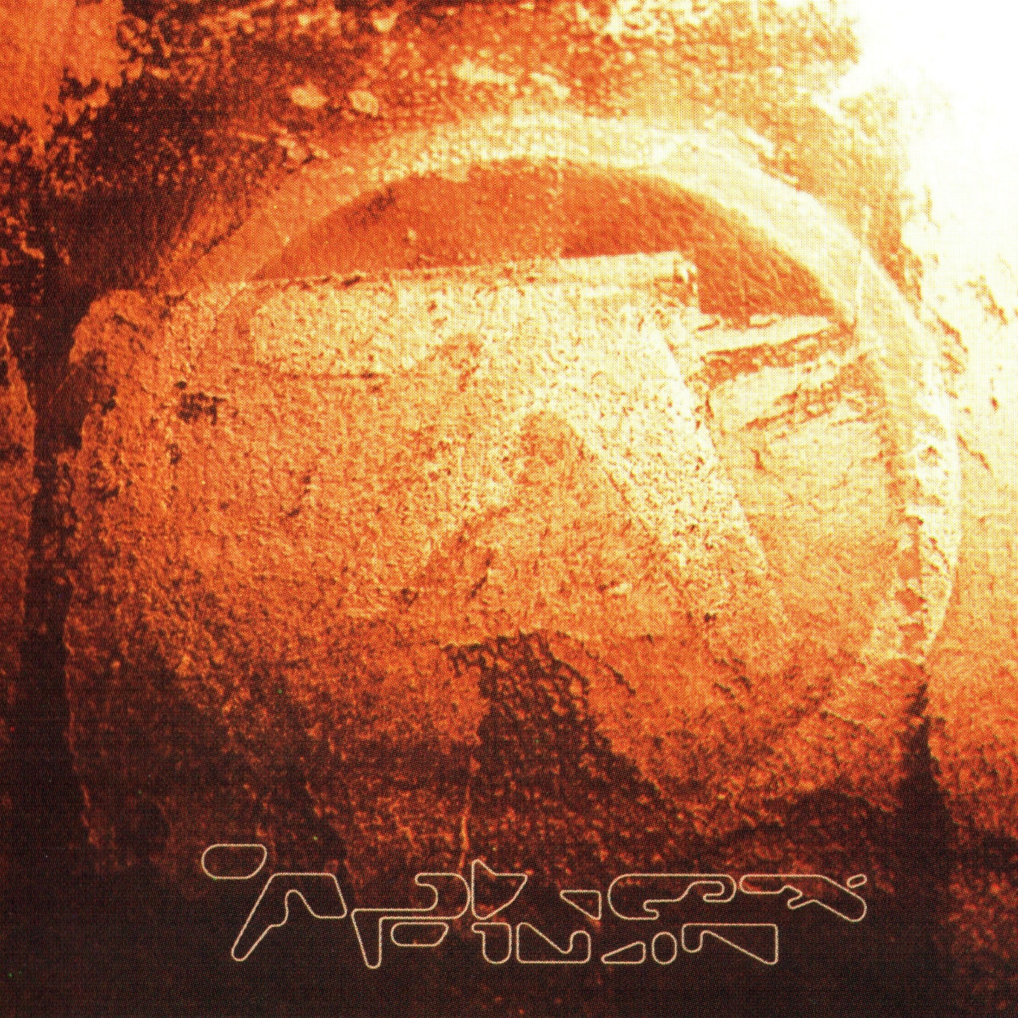 Aphex Twin Selected Ambient Works Vol. 2 album cover