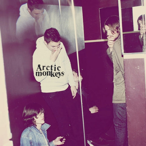 Arctic Monkeys - Humbug on 180g LP + Download - direct audio