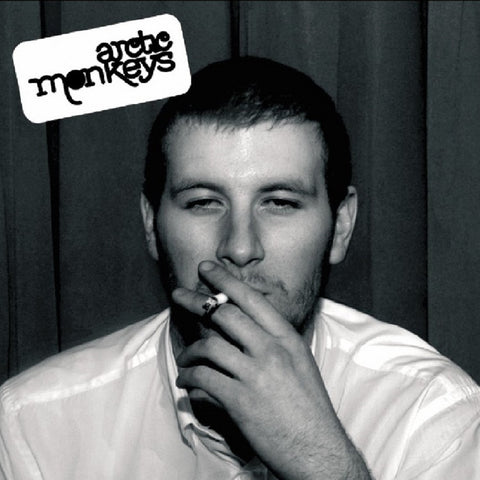 Arctic Monkeys - Whatever People Say I Am, That's What I Am Not on LP - direct audio