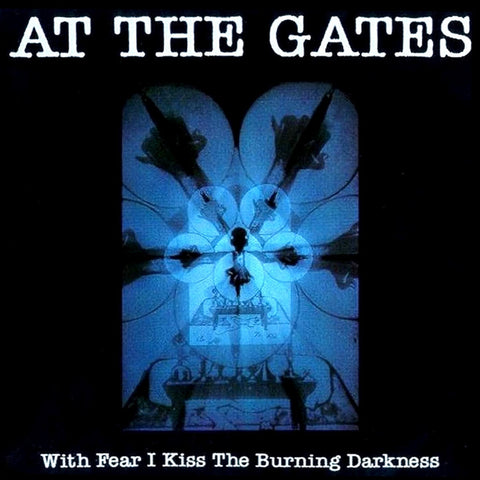 At The Gates - With Fear I Kiss The Burning Darkness on 180g LP - direct audio