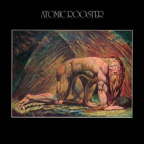 Atomic Rooster Death Walks Behind You Limited Edition 180g Import Vinyl LP