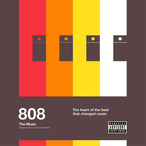 808 - The Music Soundtrack 180g 2LP - direct audio