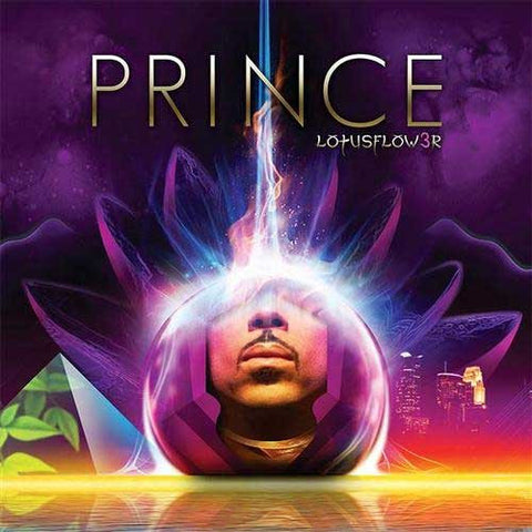 Prince - Lotusflow3r on Import Vinyl 2LP + CD - direct audio