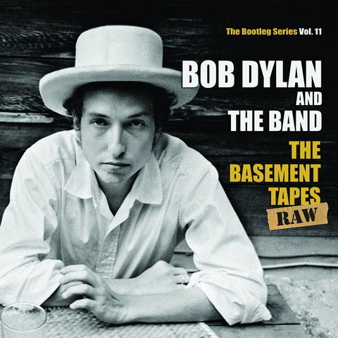 Bob Dylan - The Basement Tapes Raw: The Bootleg Series Vol. 11 on 180g Vinyl 3LP + 2CD Box Set - direct audio