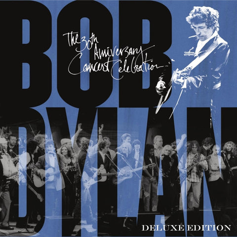 Bob Dylan - 30th Anniversary Celebration Concert: Deluxe Edition on 180g Import Vinyl 4LP Box Set - direct audio