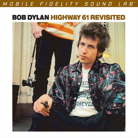 Bob Dylan - Highway 61 Revisited on Numbered Limited Edition Hybrid SACD from Mobile Fidelity - direct audio