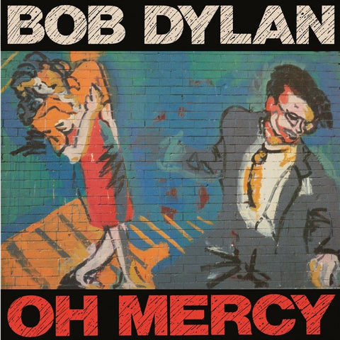 Bob Dylan - Oh Mercy Import 180g Vinyl LP - direct audio