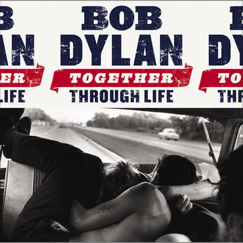 Bob Dylan - Together Through Life on 180g Vinyl 2LP Set + CD - direct audio