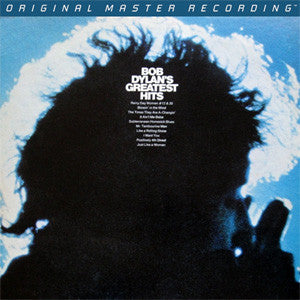 Bob Dylan - Bob Dylan's Greatest Hits on Numbered Limited Edition 180g 45RPM 2LP from Mobile Fidelity - direct audio