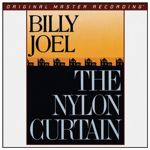 Billy Joel - The Nylon Curtain on Numbered Limited Edition Hybrid SACD from Mobile Fidelity - direct audio