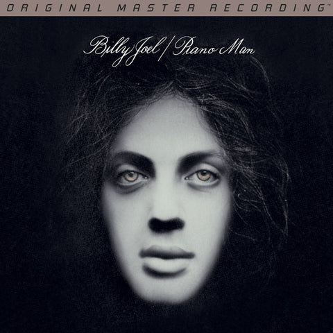 Billy Joel - Piano Man on Numbered Limited Edition Hybrid SACD from Mobile Fidelity - direct audio