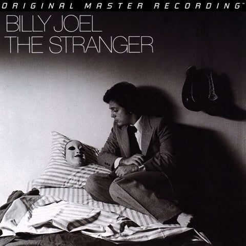 Billy Joel - The Stranger on Numbered Limited Edition Hybrid SACD from Mobile Fidelity - direct audio