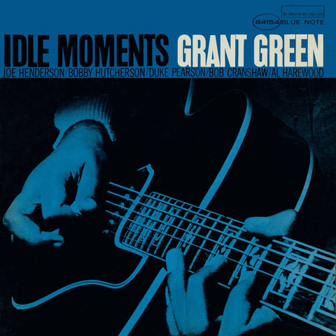Grant Green - Idle Moments Vinyl LP - direct audio