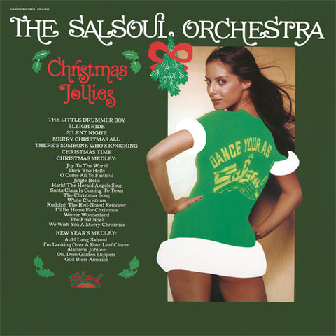 The Salsoul Orchestra - Christmas Jollies Colored 180g Vinyl LP - direct audio