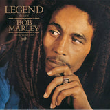 Bob Marley And The Wailers - Legend: 30th Anniversary Edition Colored Vinyl 2LP - direct audio