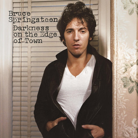 Bruce Springsteen - Darkness On The Edge Of Town on 180g Vinyl LP - direct audio