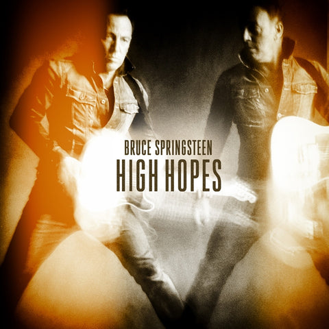 Bruce Springsteen - High Hopes on 180g 2LP + CD - direct audio