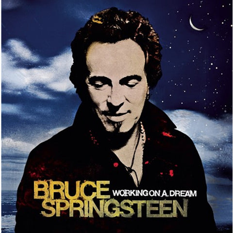 Bruce Springsteen - Working On A Dream on Vinyl LP - direct audio