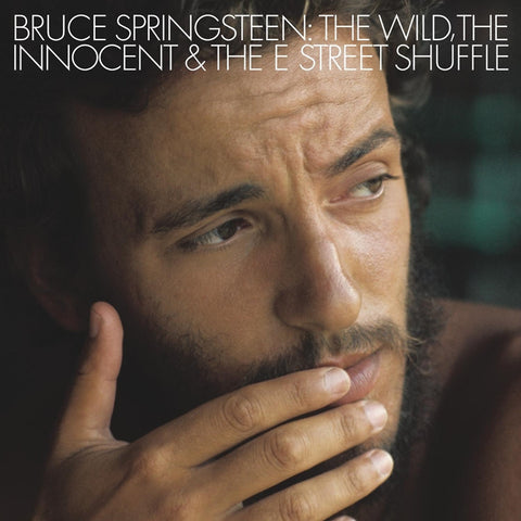 Bruce Springsteen - The Wild, The Innocent And The E Street Shuffle on 180g LP - direct audio