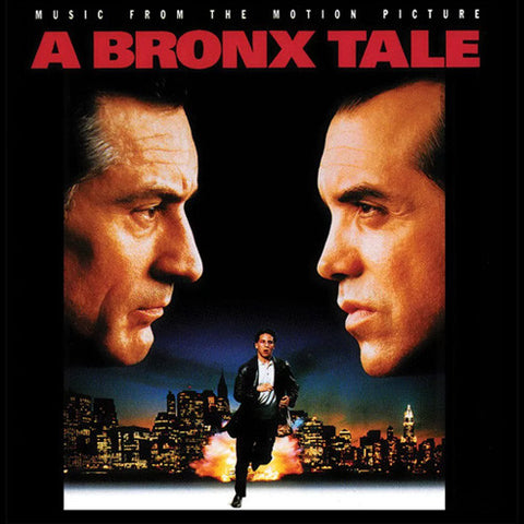 A Bronx Tale: Motion Picture Soundtrack Numbered Limited Edition Various Artist Vinyl 2LP - direct audio