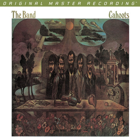 The Band - Cahoots on Numbered Limited Edition Hybrid SACD from Mobile Fidelity - direct audio
