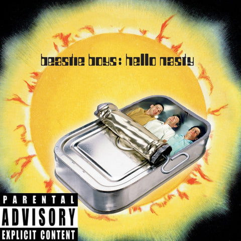 The Beastie Boys - Hello Nasty: Remastered Edition on 180g Vinyl 2LP (Awaiting Repress) - direct audio