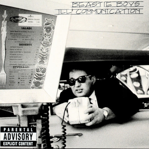 The Beastie Boys - Ill Communication: Remastered Edition on 180g Vinyl 2LP (Awaiting Repress) - direct audio