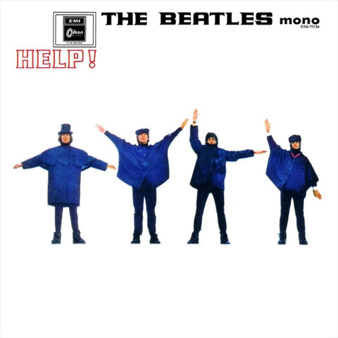 The Beatles - Help! on 180g LP - direct audio