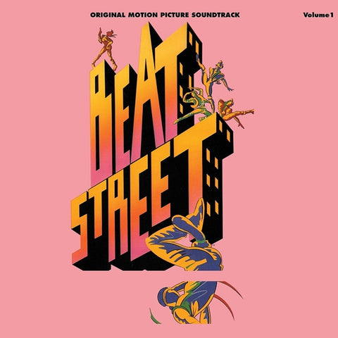 Beat Street: Original Motion Picture Soundtrack - Various Artists on Limited Edition 180g LP - direct audio